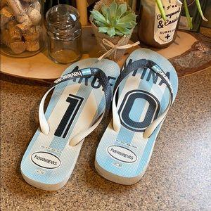 Havaianas Argentina 🇦🇷 flip flops